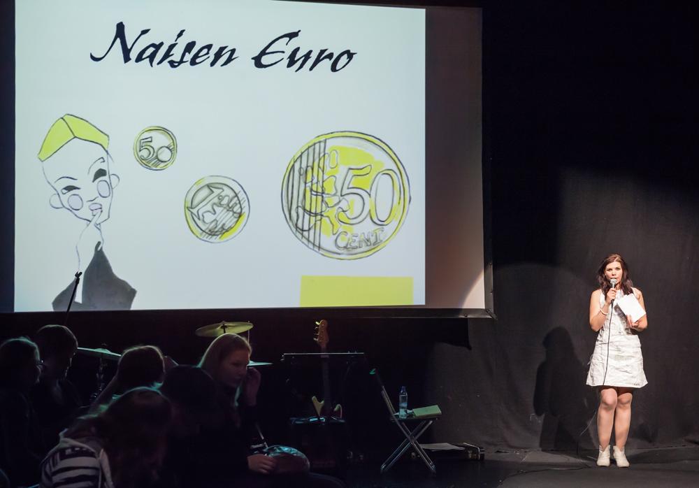 Naisen euro
